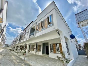 Fully Serviced 4 Bedroom Terraced Duplex, Osapa, Lekki, Lagos, Terraced Duplex for Sale