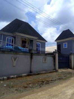 Exquisitely Finished 5 Bedroom Detached Duplex with 2 Bedroom Bungalow, Port Harcourt, Rivers, Detached Duplex for Sale