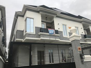 Beautiful 4 Bedroom Duplex, Chevron Alternative Route, Lekki Free Trade Zone, Lekki, Lagos, Semi-detached Duplex for Rent