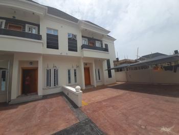 Luxury 4bedroom Duplex Terraced Duplex, Bera Estate Chevron, Lekki, Lagos, Terraced Duplex for Rent