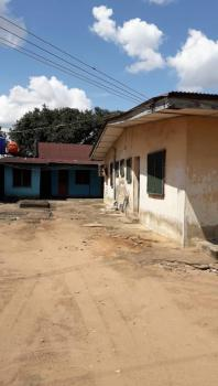 One Full Plot on a Tarred Road with Demolishable Old Structures, Federal Housing Estate Egbu, Owerri, Imo, Residential Land for Sale
