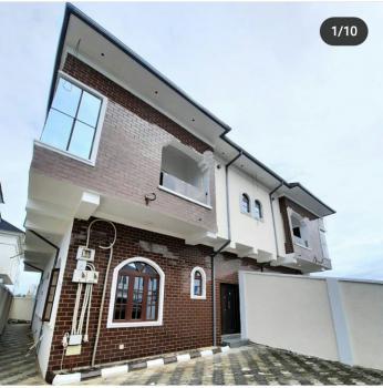 4 Bedroom Semi-detached Duplex with 1 Room Bq, Ikota, Lekki, Lagos, Semi-detached Duplex for Sale