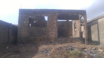3 Bedroom Lintel Level and 2 Bedroom Foundation Level Buildings, Olaogun Bus-stop, Agbado, Ifo, Ogun, Detached Bungalow for Sale