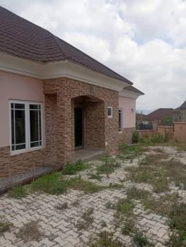 Brand New 3 Bedroom Fully Detached Well Finished with One Room Bq, Gwarinpa Jenew Estate, Gwarinpa, Abuja, Detached Bungalow for Sale