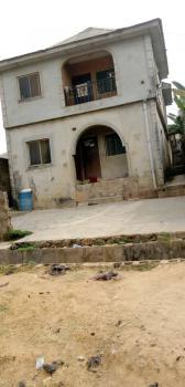 Block of Flats with Separated 2 Bedroom Behind, Carpenter Hall Street Eyita, Ikorodu, Lagos, Block of Flats for Sale