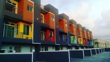 Luxury Serviced 5bedroom Terrace Duplex with Bq, Ikeja Gra, Ikeja, Lagos, Terraced Duplex for Rent
