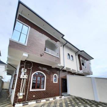 Luxury 4 Bedroom Semi Detached with Bq, Ikota, Lekki, Lagos, Semi-detached Duplex for Sale