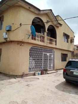 Spacious 3 Bedroom Flat, Behind Gtbank, Abule-tailor Bus Stop., Abule Egba, Agege, Lagos, Flat for Rent