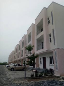 4 Bedroom Terraced Triplex, Ilasan, Lekki, Lagos, House for Rent