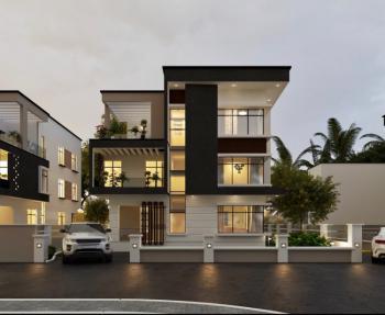 Elegant 4 Bedroom, Katampe Extension, Katampe, Abuja, Detached Duplex for Sale
