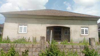 Incomplete 3 Bedroom Detached Bungalow in an Estate, Galadimawa, Abuja, Detached Bungalow for Sale