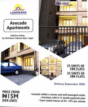 Avocado Apartment, Sangotedo, Ajah, Lagos, Block of Flats for Sale