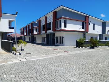 Brand New 4bedroom Semi Detached Duplex at Lekki, Ikota After Mega Chicken, Ikota, Lekki, Lagos, Terraced Duplex for Rent