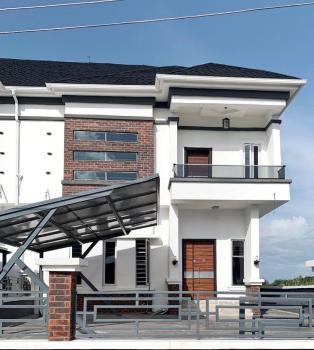 Luxury Contemporary Fully Detached 4 Bedroom Duplex, Ikota, Lekki, Lagos, Detached Duplex for Sale