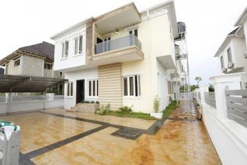 Serviced Luxury 5 Bedroom Duplex in a Secured Estate, Ajah, Lagos, Detached Duplex for Sale