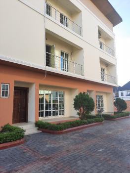 Fully Serviced 4 Bedroom Luxury Duplex with 2 Sitting Rooms, Chevy View Estate, Chevron, Lekki Expressway, Lekki, Lagos, Terraced Duplex for Rent