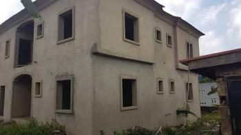 Carcass Building Containing 6 Units of 2 Bedroom Flats, Ojodu, Lagos, Block of Flats for Sale