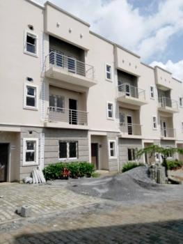 Semifinished 4 Bedroom Terrace Duplex, Along Games Village Before Human Rights Radio, Galadimawa, Abuja, Terraced Duplex for Sale