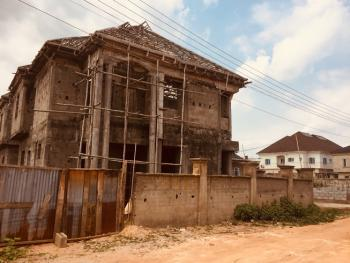 Uncompleted 5 Bedroom Fully Detached Duplex with a 3 Bedroom Duplex, Banku Estate Near, Opic, Isheri North, Lagos, Detached Duplex for Sale