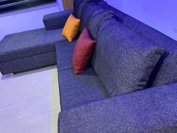 Furnished and Serviced 3 Bedroom Apartment, 51, Oluwaleimu, Allen, Ikeja, Lagos, Flat / Apartment Short Let