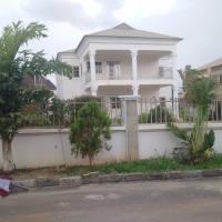Very Good 4 Bedroom Duplex with Boys Quarters, Copacabana Estate, Galadimawa, Abuja, Detached Duplex for Sale
