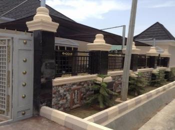 Nicely Built 3 Bedrooms Bungalow with 2 Maids Rooms, Queens Estate, Gwarinpa, Abuja, Detached Bungalow for Sale