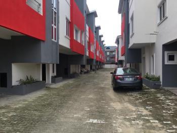 4 Bedroom Terrace, Bishopsgate Residences, Kusenla Road., Ikate Elegushi, Lekki, Lagos, Terraced Duplex for Sale
