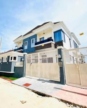 Well Finished 4 Bedroom Semi Detached Duplex with a Room Bq, Lekki County Homes, Ikota, Lekki, Lagos, Semi-detached Duplex for Sale