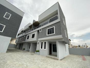 Luxury Four Bedroom Terrace, Lekki Right, Lekki, Lagos, Terraced Duplex for Rent