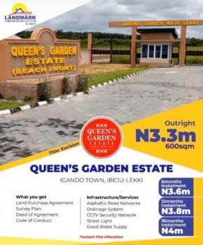 Queens Garden Eleko, Queens Garden, Eleko, Ibeju Lekki, Lagos, Residential Land for Sale