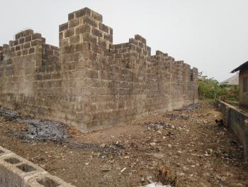 Uncompleted 2 Units 2 Bedrooms with Lot of Space in Front, Green Field School, Ogijo, Ogijo, Ogun, Block of Flats for Sale