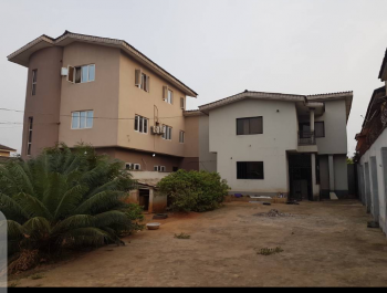 Residential Building, Akiode, Ojodu, Lagos, Block of Flats for Sale