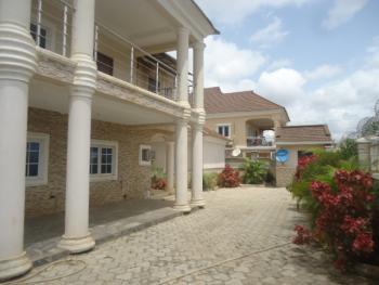 Unique 4 Bedroom Duplex with 2 Units Bq, Apo, Abuja, Detached Duplex for Rent