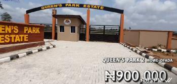 Estate Land, Queens Park 2 Estate ., Mowe Ofada, Ogun, Residential Land for Sale