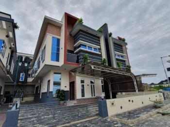 Luxury Smart House 4 Bedroom Duplex with Excellent Amenities, Lekki Expressway, Lekki, Lagos, Semi-detached Duplex for Sale