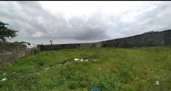 a Strategic Plot of Dry Land Fenced,facing The Major Road Off General, Off General Paint,by Lekki Gardens Phase 4,near Lbs, Ajah, Lagos, Residential Land for Sale