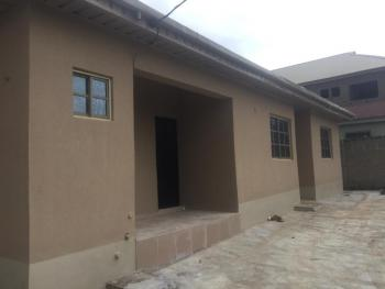 Newly Built 2 Bedroom Flat, Off Akesan Bus Stop, Igando, Iba, Ojo, Lagos, Detached Bungalow for Rent