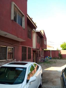 Block of 4 Flats, Gowon Estate, Egbeda, Alimosho, Lagos, Block of Flats for Sale
