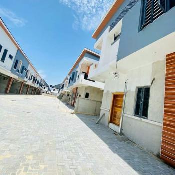 Spacious 4 Bedroom Terraced Duplex, Chevron Drive, Lekki Phase 1, Lekki, Lagos, Terraced Duplex for Sale