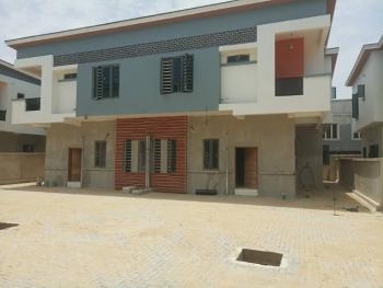 Luxurious 4 Bedroom Semi Detached Duplex with Bq, Chevron Drive, Lekki Phase 1, Lekki, Lagos, Semi-detached Duplex for Sale