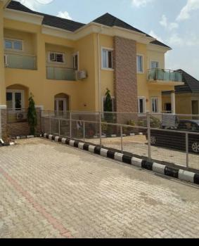 Exquisite 4 Bedroom Duplex, Jabi, Abuja, Semi-detached Duplex for Rent