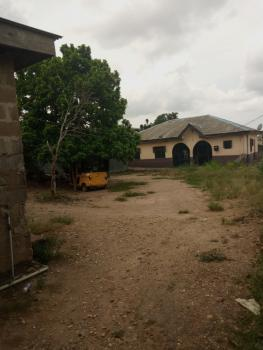 Commercial 3 Bedroom Set Back + Shops on Full Plot, Ekoro Road,, Abule Egba, Agege, Lagos, Detached Bungalow for Sale