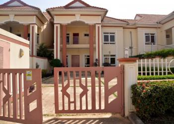 4 Bedroom Luxury Duplex with 2 Room Bq, Godab Estate, Life Camp, Gwarinpa, Abuja, Semi-detached Duplex for Sale