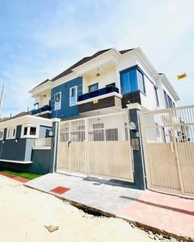 Well Finished 4 Bedroom Semi Detached Duplex with a Room Bq, Ikota, Lekki, Lagos, Semi-detached Duplex for Sale