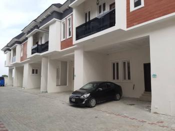 Lovely 4bedroom Terrace, Chevron Alternative Road, Lekki Phase 2, Lekki, Lagos, Terraced Duplex for Rent
