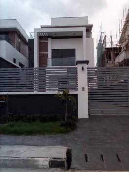 Newly Built 5 Bedroom Duplex at Bq + Cinema Rm + Swimming Pool, Banana Island, Ikoyi, Lagos, Detached Duplex for Sale