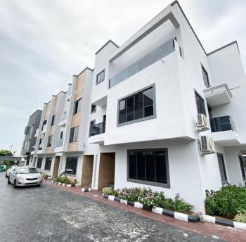 Luxurious 5 Bedroom Terraced Duplex with Swimming Pool, Gym House, Banana Island, Ikoyi, Lagos, Terraced Duplex for Sale
