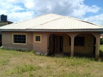 4 Bedroom Bungalow, Awotan Junction,apete, Eleyele, Ibadan, Oyo, Detached Bungalow for Sale