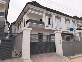 Luxury Semi Detached House with Excellent Finishing in a Mini Estate, Chevron Alternative Route, Lekki Phase 1, Lekki, Lagos, Semi-detached Duplex for Sale