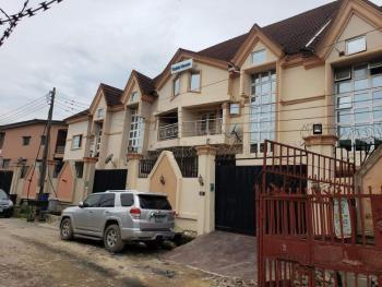 4 Bedroom Terraced Duplex + Bq in a Self Compound, Adelabu, Surulere, Lagos, Terraced Duplex for Sale